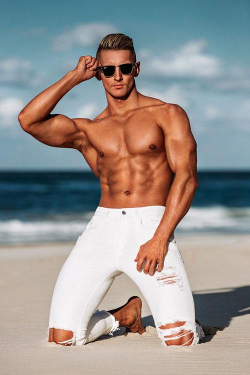 Nick brisbane stripper