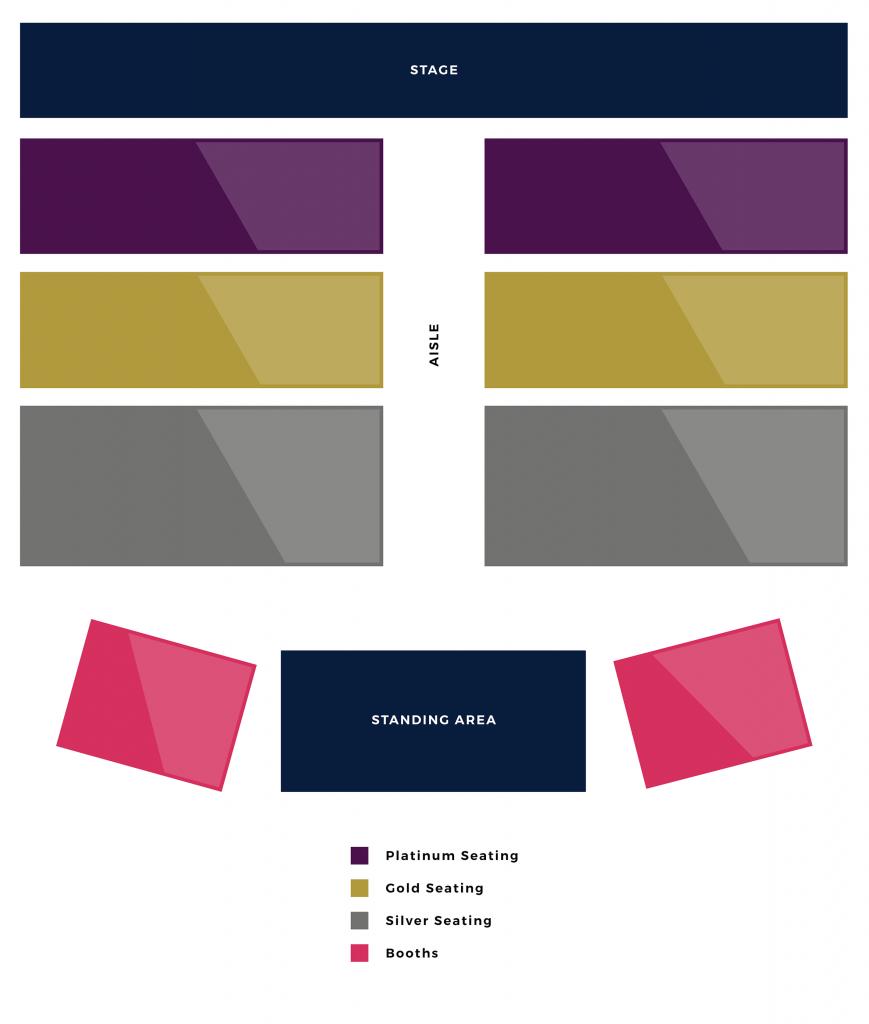 male strip club sydney layout